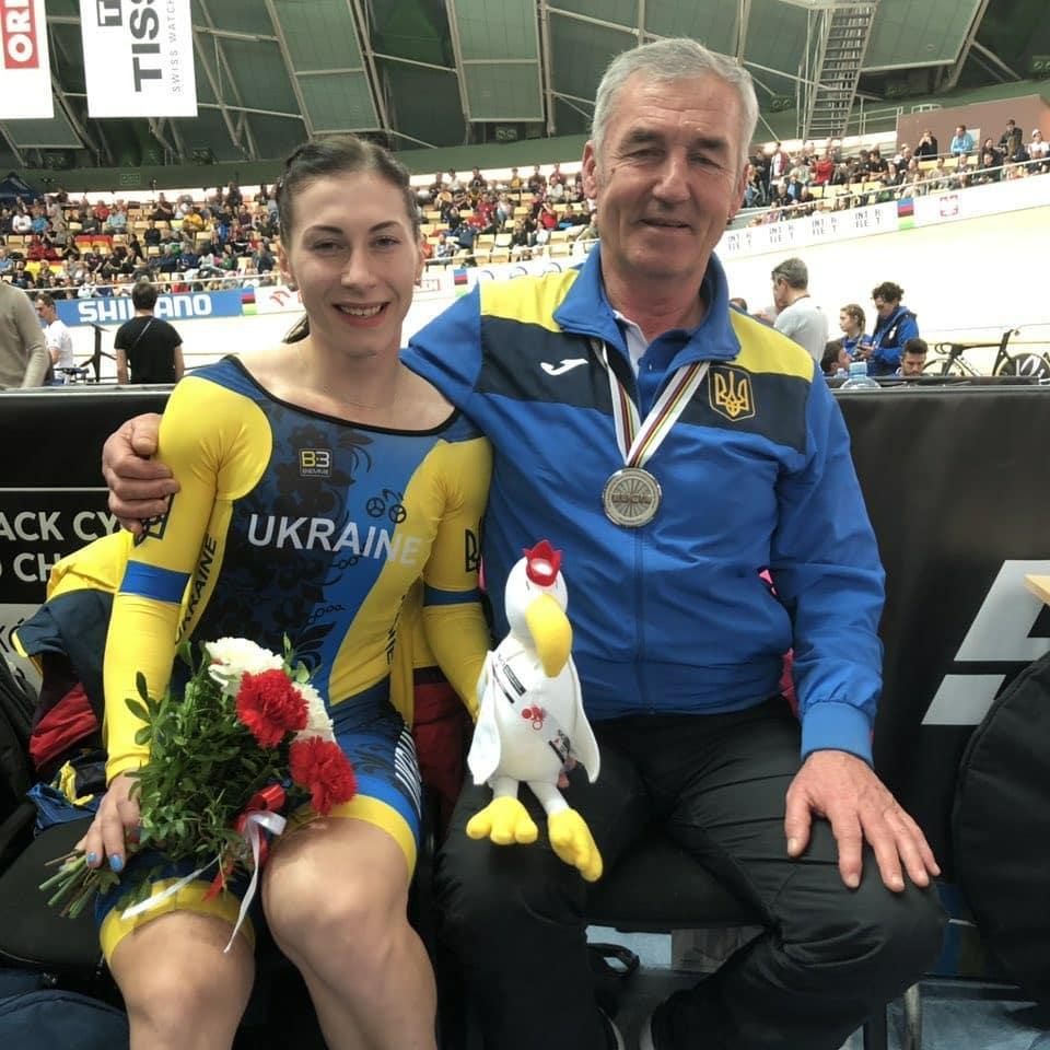 2019 UCI Track Cycling World Championships.